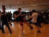 Abwehr Groin-Kick/Low Kick Innen
