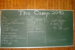 The Camp 2010