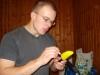 Farbmesser-Sparring