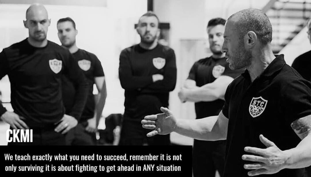 Combat Krav Maga Instructor Course